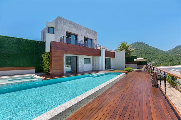Alya Sierra Bodrum 1 #privatevilla