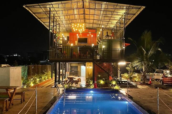 Modi Dockyard - The Box Villa