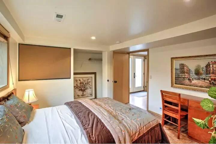 Bedroom # 4.