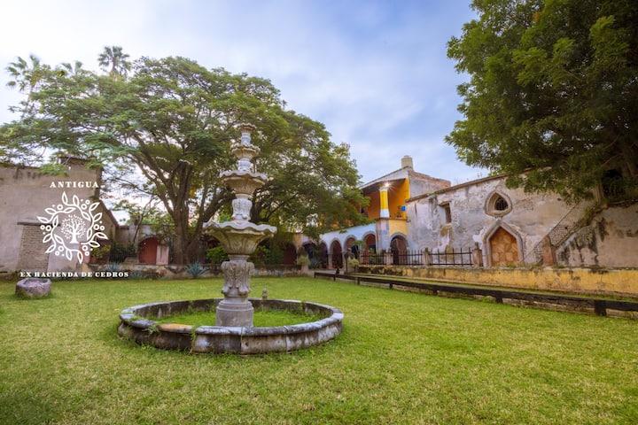 Antigua Ex Hacienda de Cedros