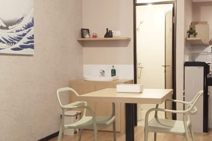 Super COMFY 2 BR Japanese Style Apartment @Pasteur