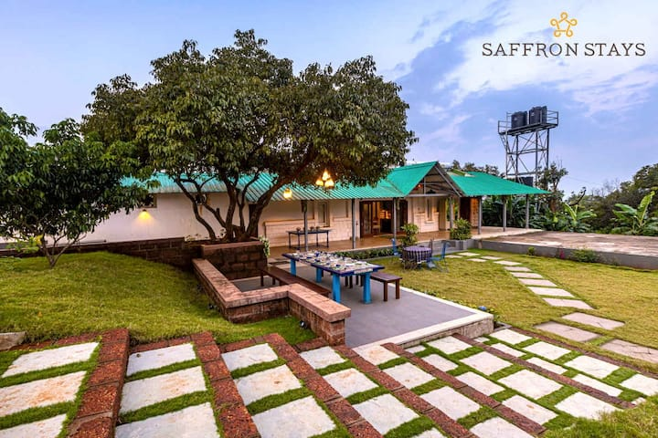 Aatman - Luxurious 04 BHK villa in Mahabaleshwar