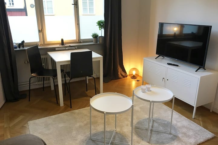 Studio U - simply the best location in Södermalm