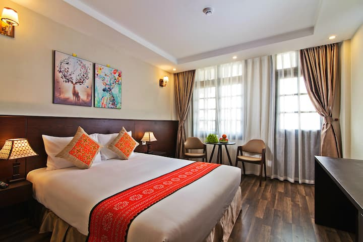 Superior Double Room with Balcony (Room Only)