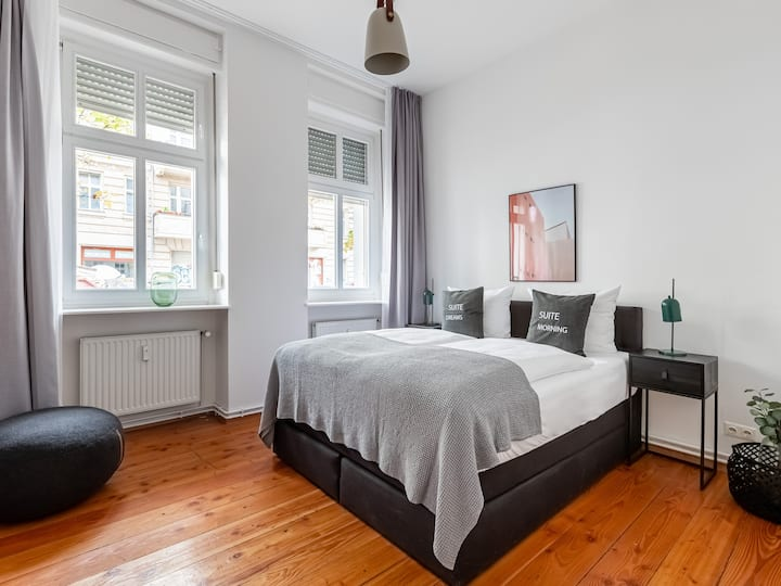 Limehome Berlin Malmöerstr. - Deluxe Suite