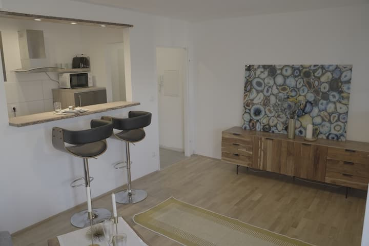 Brand new renovated apartment Schwabing + Parking