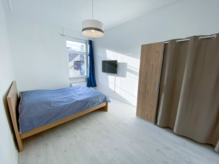 Appartement indépendant 5min Amnéville
