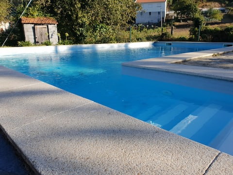 Casa do Altar, free Wifi and Pool Access