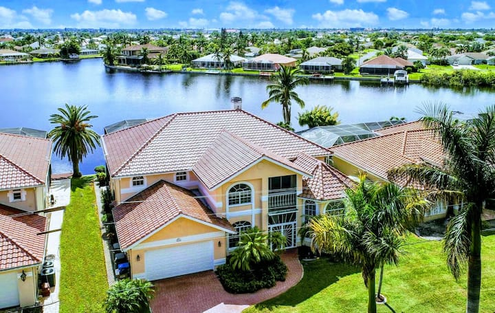 JUST LISTED - Dreamy Lake View w/ Gulf Access