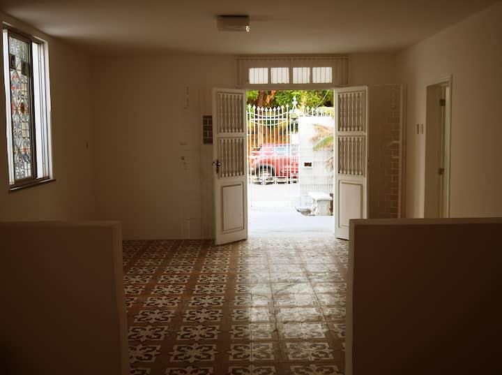 Casa Serena // Pousada // Quarto Bárbara