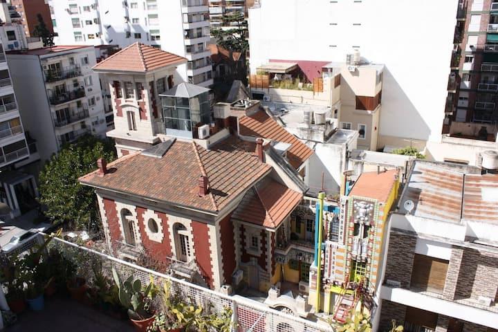 Triplex en la torre mirador  de Casa Palacio
