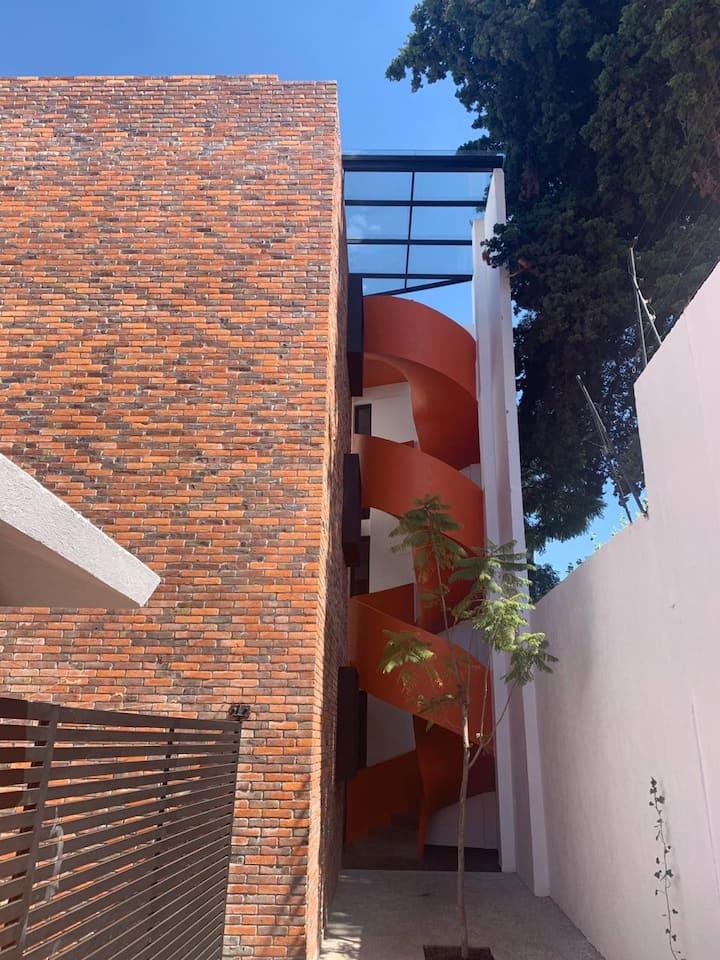 """Loft VI, """"La Estancia"""", Un lugar para descansar."""