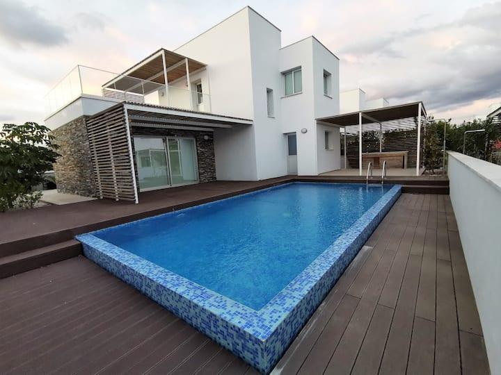 Luxury new villa Poseidon