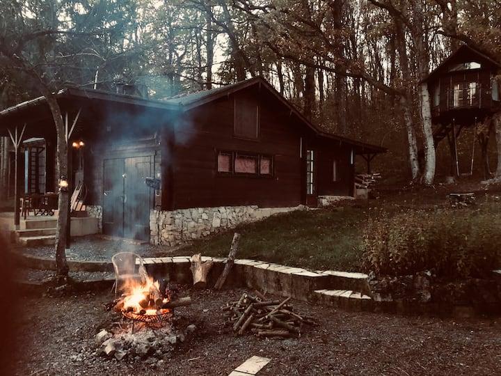 Eco Lodge Le Grand Nichet