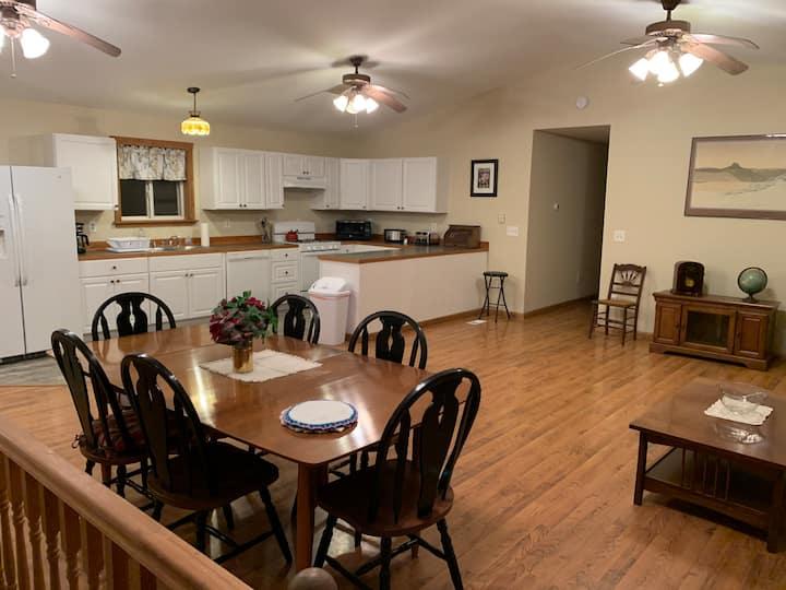 5 bedroom new Altmar home Salmon River lodge