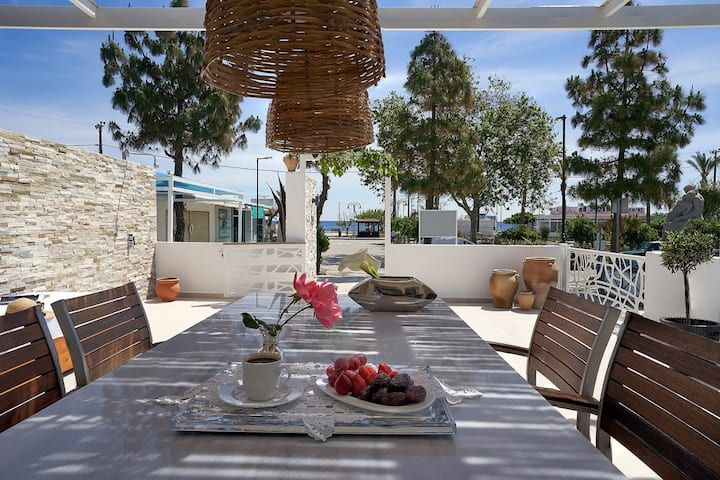 Sia Mare Seaside, Sea View Apartment, Faliraki