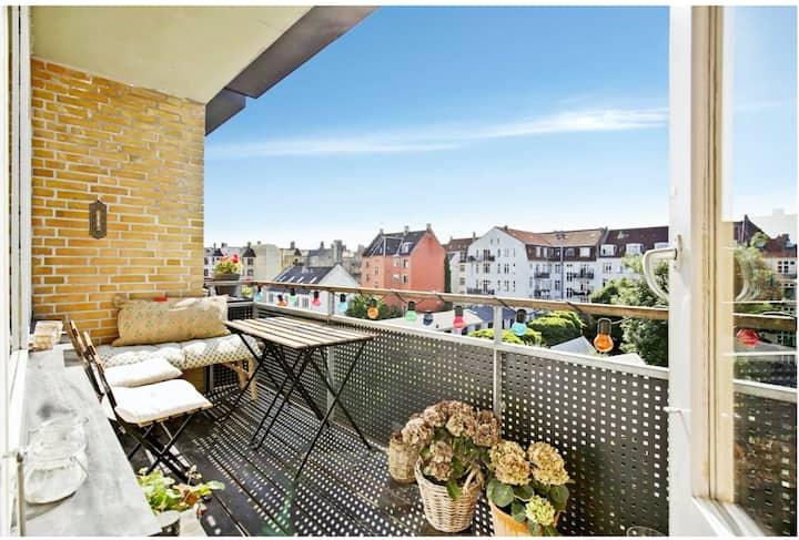 Apartment in Frederiksberg C