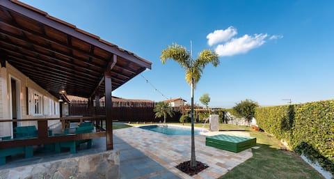 Casa em Atibaia - Aluguel por Temporada
