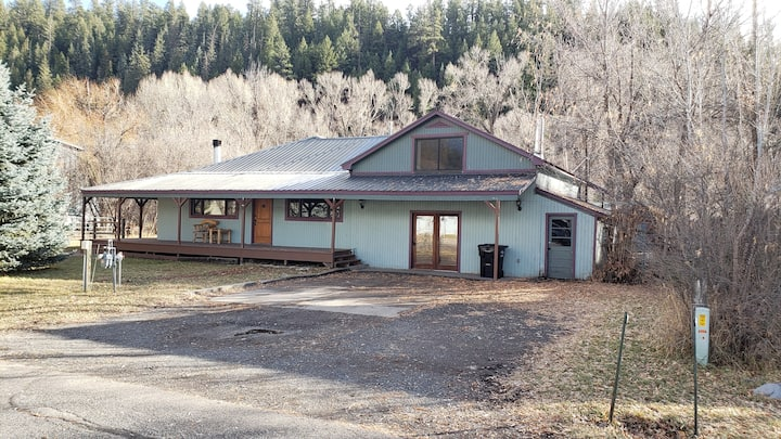 Amazing Downtown Riverfront Property in Pagosa!!!