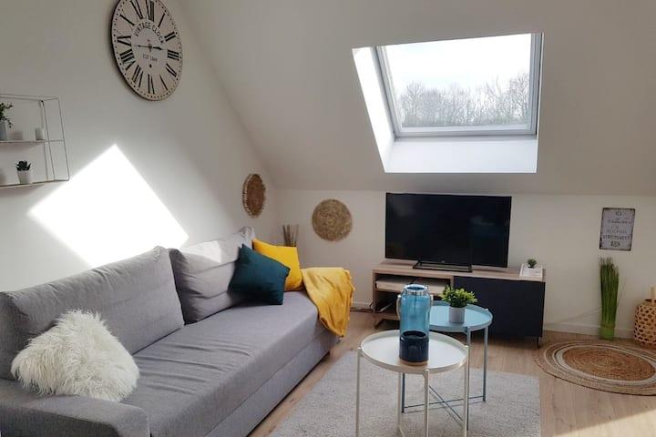 Bel appartement - F1 Bis entièrement rénové