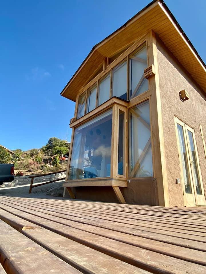 Tiny House en el Valle de Elqui- Algarrobito