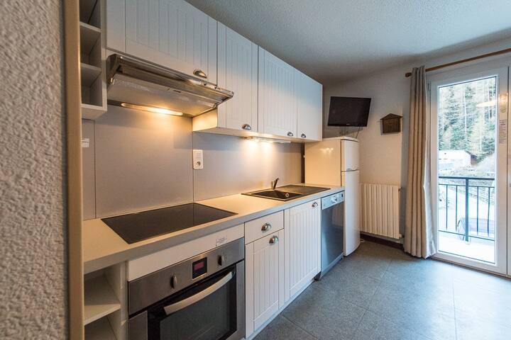 Appartement 1 Les Bulles Val Cenis