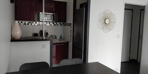 Appartement proche rue de la mer