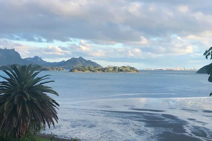 Peace Out Bush & Ocean Views