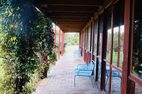 Willunga Cottage — Sweet Country Retreat