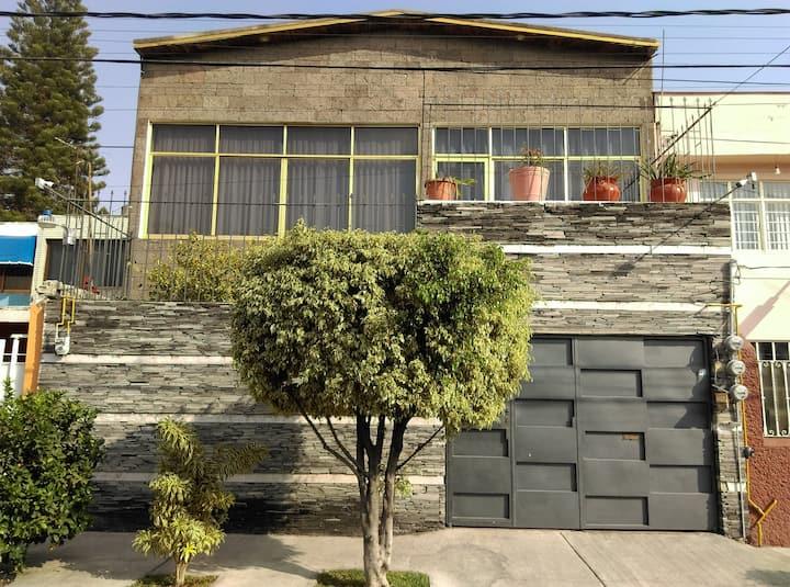 Cómoda Casa en la zona centro-norte de la CDMX