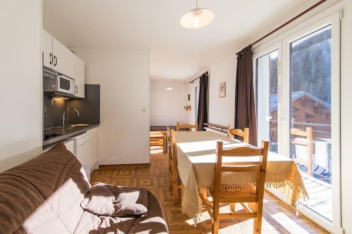 Appartement 4 Les Bulles Val Cenis