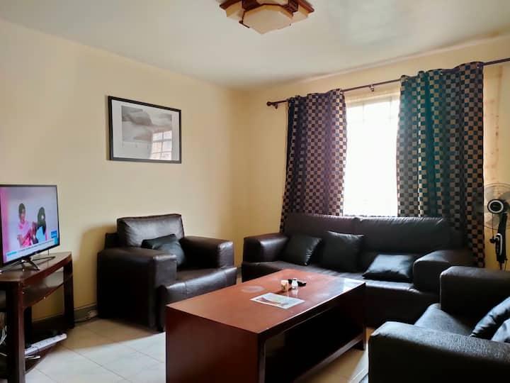 Getaway Apartment in Mlolongo