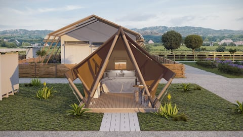 ||SAILS ON KOS|| Argo Tent *Free Breakfast*