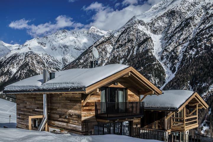 Ferienwohnungen an der Skipiste - The Peak Sölden