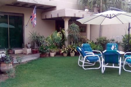 uninterrupted wheel chair access to whole of the ground floor including garden and bathroom