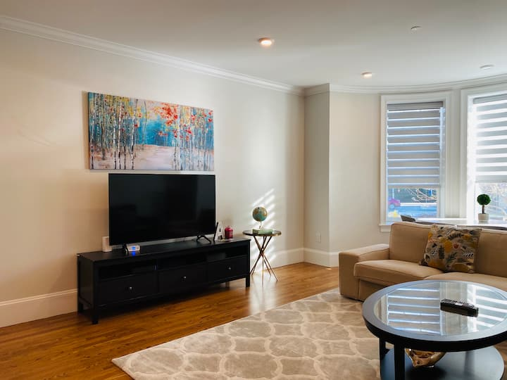 New Luxury 2B2B Apartment, Free Parking