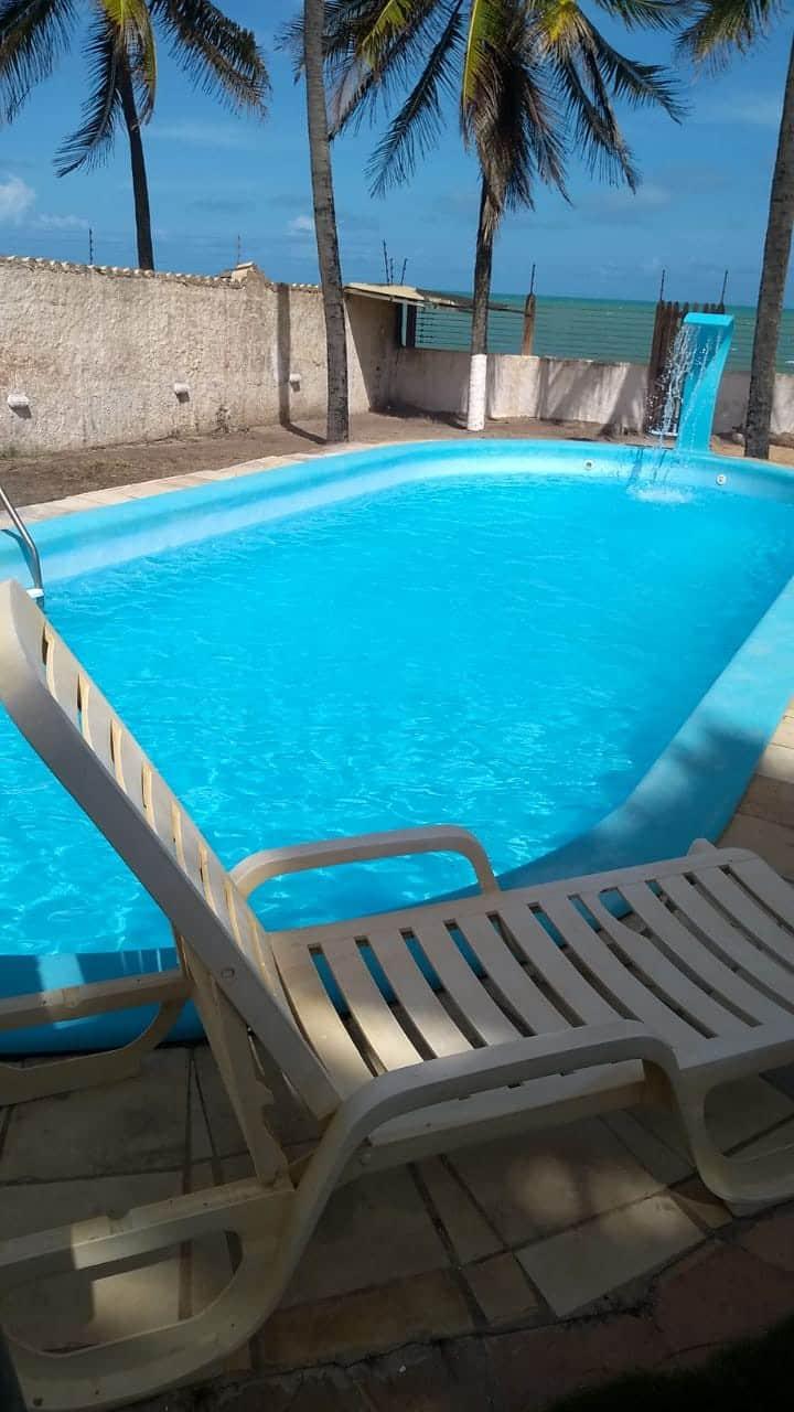 Hostel Riacho Doce Maceio. Todos dias de sol !!