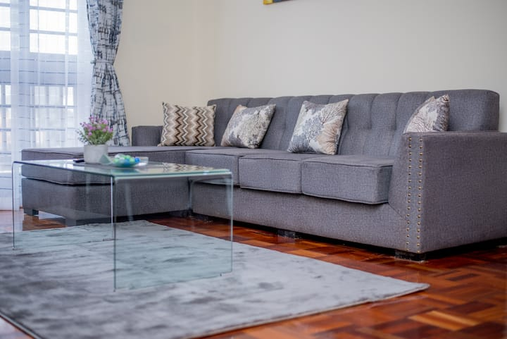 Lavish Westlands Apartment-30% off monthly Booking