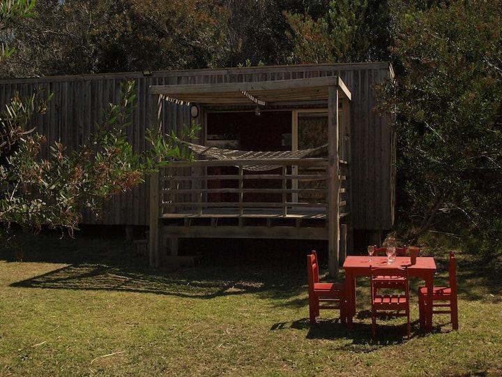 Cabaña en country privado Punta Rubia