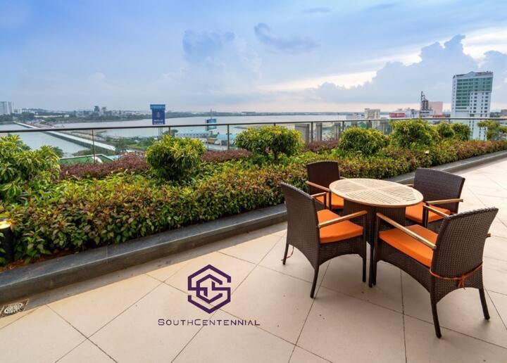 Fantastic Seaview 2B Suite @ R&F