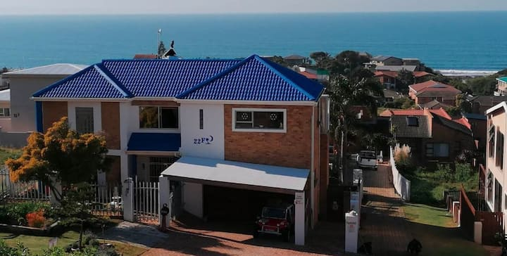 Captains View & Deck stunning sea views & comfort