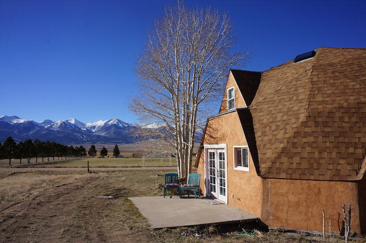 Dome on the Range in Westcliffe