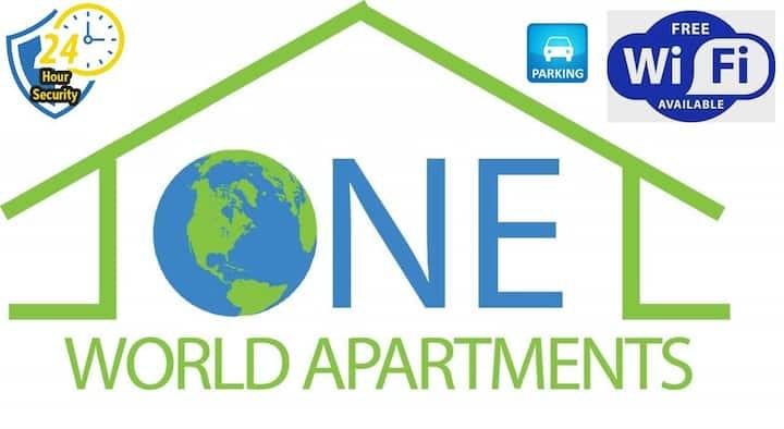 One World Apartments Bamburi 7