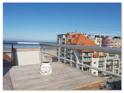 Appartement Seaview Nieuwpoort