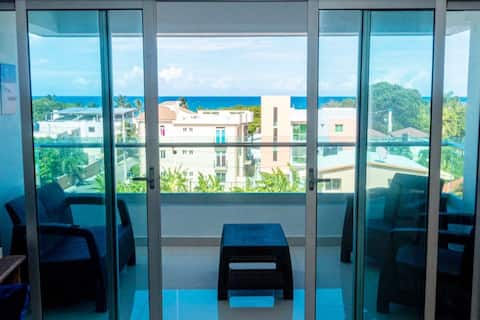 Stunning Ocean View Penthouse excellent long stays