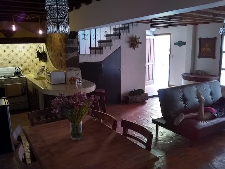 """Loft Tenerias"" In The Heart of San Miguel."