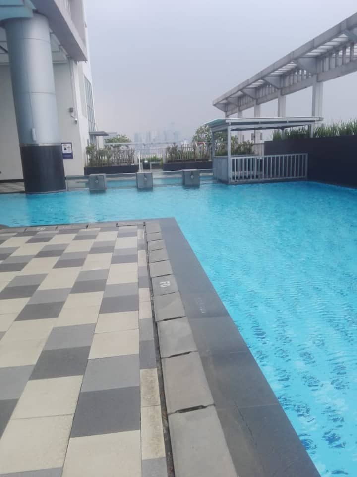 Apartment Cosmo Terrace next to Plaza Indonesia