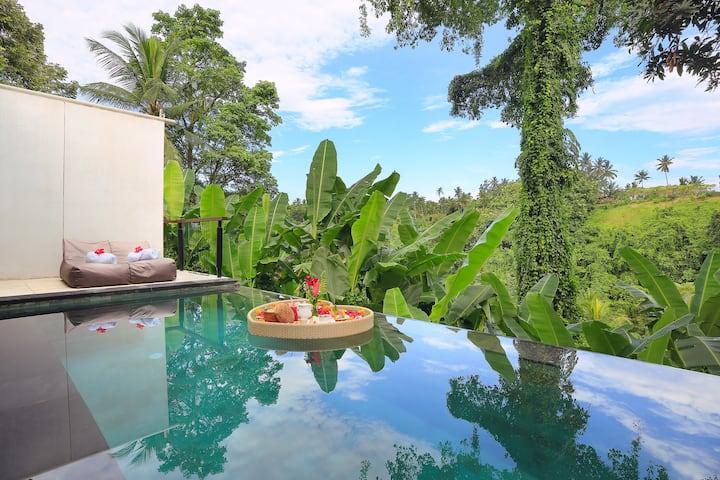 Romantic Valley private pool villas