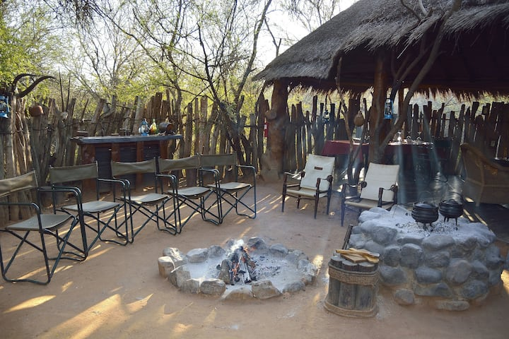 Quatermain's Tented Safari Self Catering