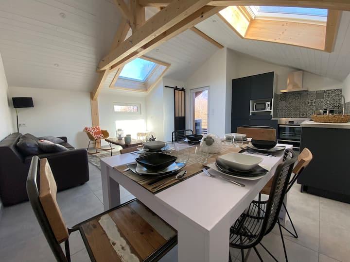 Superbe loft neuf